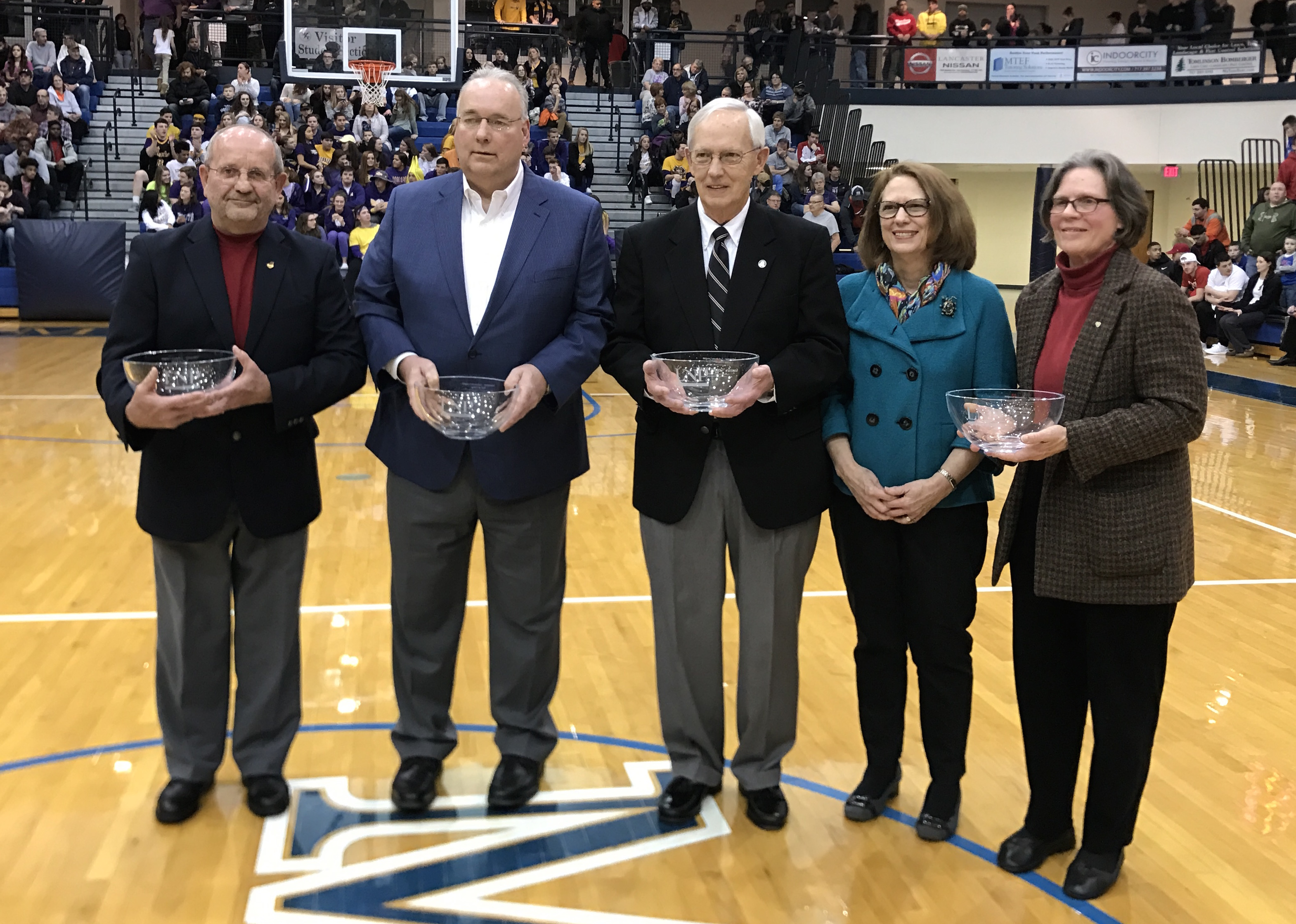 2017 Hall of Fame Induction