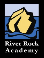 Fan Zone River Rock Logo