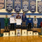 113 Pound Medalists, sponsored by FCA Wrestling