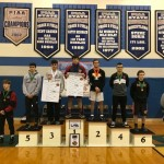 145 Pound Medalists sponsored by 551 West