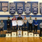170 Pound Medalists, sponsored by CPRS Physical Therapy