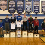 182 Pound Medalists, sponsored by Lancaster-Lebanon Athletic Trainers' Association