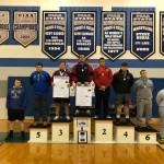 285 Pound Medalists, sponsored by Fireside Tavern