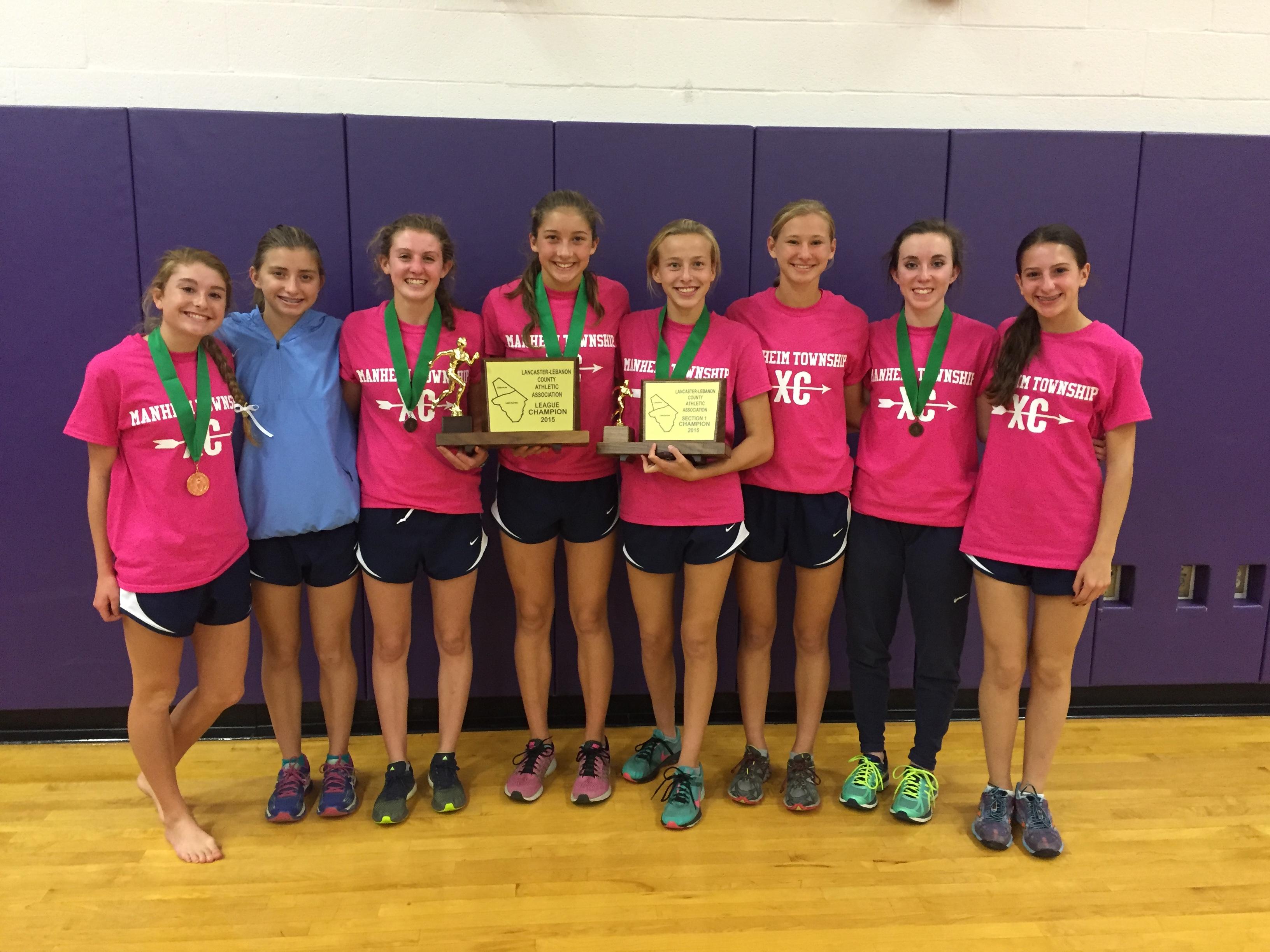 girls results of saydel 2015 cross country meet